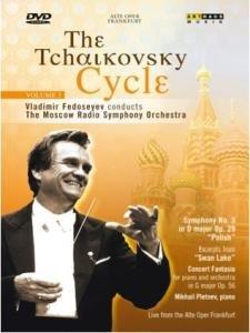 Pletnev/Fedoseyev/Mrso: Tchaikovsky Cycle Vol.3