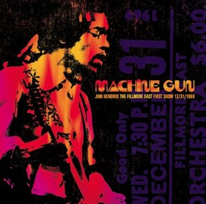 Machine Gun-The Fillmore East 1st Show 31-12-69