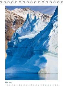 Eiszeit - Eisberg (Tischkalender 2016 DIN A5 hoch)