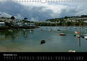 Colourful Cornwall (Wall Calendar 2015 DIN A4 Landscape)