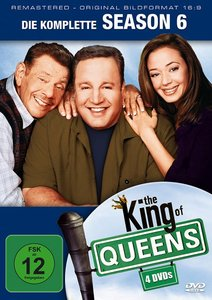 The King of Queens - Staffel 6 (16:9)
