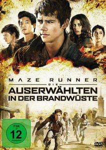 Maze Runner 2: Die Auserwählten in der Brandwüste