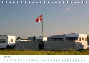 Freiheit auf Reisen 2018. Impressionen vom Camping und Zelten