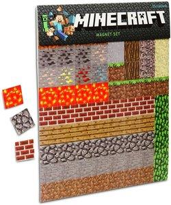 Minecraft - Kühlschrank-Magnet-Set (160 Blöcke)