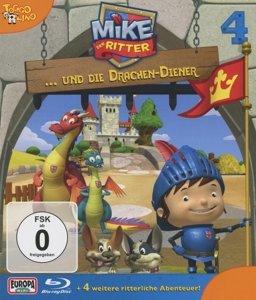 Mike, der Ritter 04 ...und die Drachen-Diener