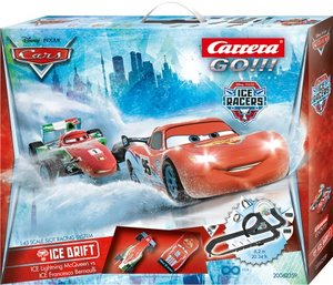 GO!!! Disney Cars Ice Drift