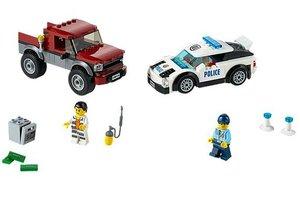 LEGO® City 60128 - Polizei - Verfolgungsjagd
