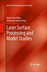Laser Surface Processing and Model Studies