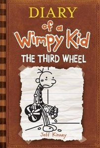 Diary of a Wimpy Kid 07. The Third Wheel