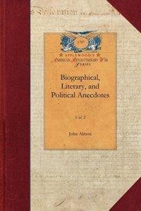 Biographical, Literary, and Political Anecdotes