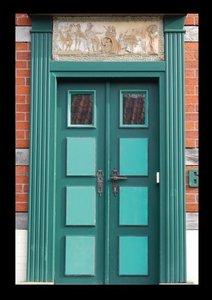 Variations de portes (Livre poster DIN A3 vertical)