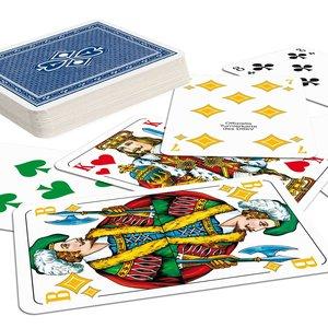 ASS Altenburger Spielkarten 70027 - Skat, Französisches Bild, Tu