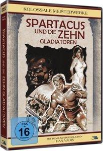 Spartacus Und Die 10 Gladiatoren