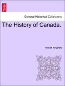The History of Canada. VOL. VIII