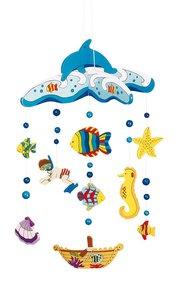 Goki 52970 - Mobile: Unterwasserwelt, Sealife