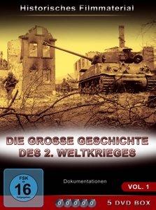 Die große Geschichte des 2. Weltkrieges Vol. 1