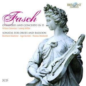 Overtures And Concerto/Sonatas
