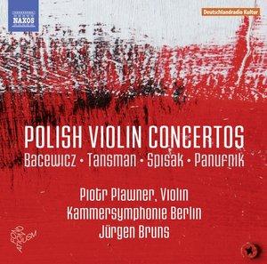 Polnische Violinkonzerte