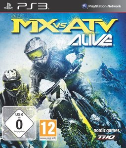 MX vs ATV-Alive (PS3)