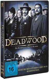 Deadwood - Season 3 (4 Discs, Multibox)