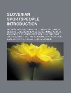 Slovenian sportspeople Introduction