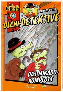 Olchi-Detektive 08. Das Mikado-Komplott