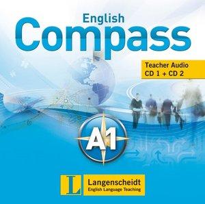 English Compass A1 - 2 Teacher Audio-CDs