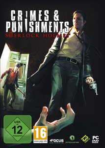Sherlock Holmes: Crimes & Punishments. Für Windows Vista/7