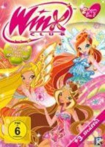 Winx Club - 3. Staffel Box 2 (Inkl. Teil 3 + 4)
