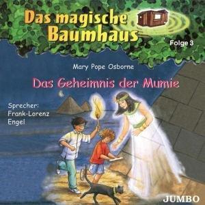 Das Magische Baumhaus 03/Mumie,Das Geheimnis Der