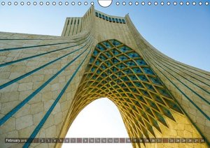 A journey through Iran (Wall Calendar 2015 DIN A4 Landscape)