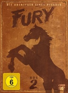 Fury - Die Abenteuer eines Pferdes - Box 2