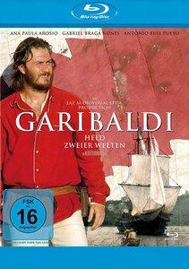 Garibaldi-Held zweier Welten-Blu-ray Disc