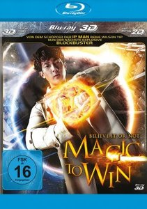 Magic to Win-Blu-ray Disc-3D inkl.2D