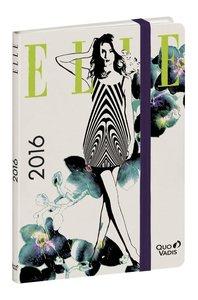 Geschäft Prestige Taschenkalender 2016 ML ELLE vert