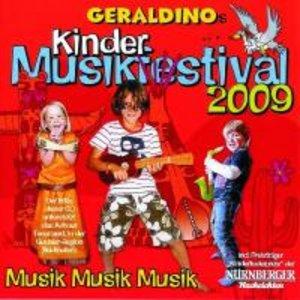 Geraldino`s Kinder Musikfestival 2009