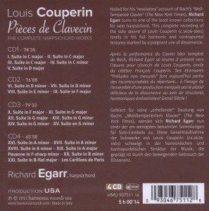 Pieces De Clavecin (GA)