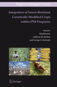 Integration of Insect-resistant GM Crops within IPM Programs