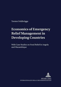 Economics of Emergency Relief Management in Developing Countries