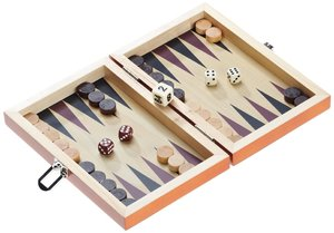 Philos 1172 - Backgammon Karpathos mini, Reisespiel
