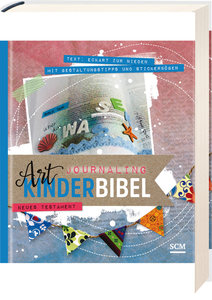 Art Journaling Kinderbibel Neues Testament