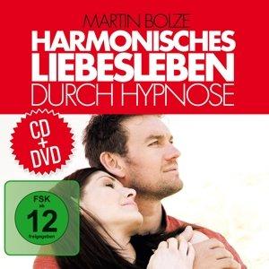 Harmonisches Liebesleben Durch Hypnose.CD+DVD