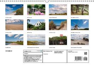 Ameland (Wandkalender 2016 DIN A3 quer)