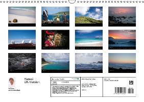 Hawaii / UK-Version (Wall Calendar 2015 DIN A3 Landscape) - zum Schließen ins Bild klicken