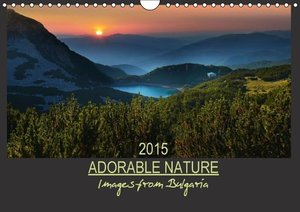 Adorable Nature - Images from Bulgaria / UK-Version (Wall Calend