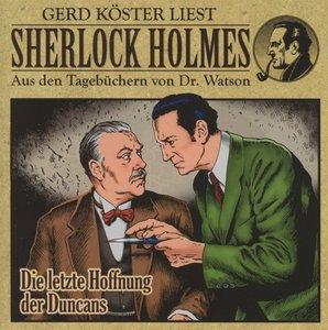 Sherlock Holmes - Die letzte Hoffnung der Duncans