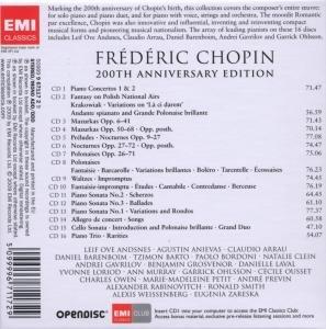 Various: Chopin-Edit.-Sämtliche Werke (GA)