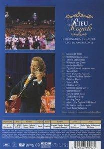 Rieu Royale-Coronation Concert Live