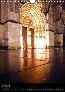 Nuitées de Bordeaux (Calendrier mural 2015 DIN A4 vertical)