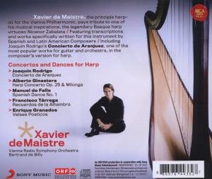 Aranjuez: Concertos and Dances for Harp